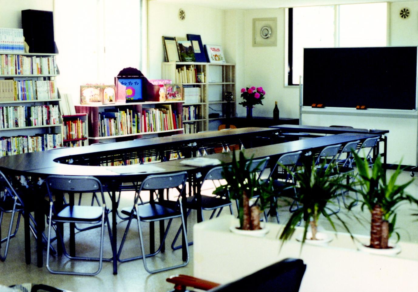 小樽市長橋の教室
